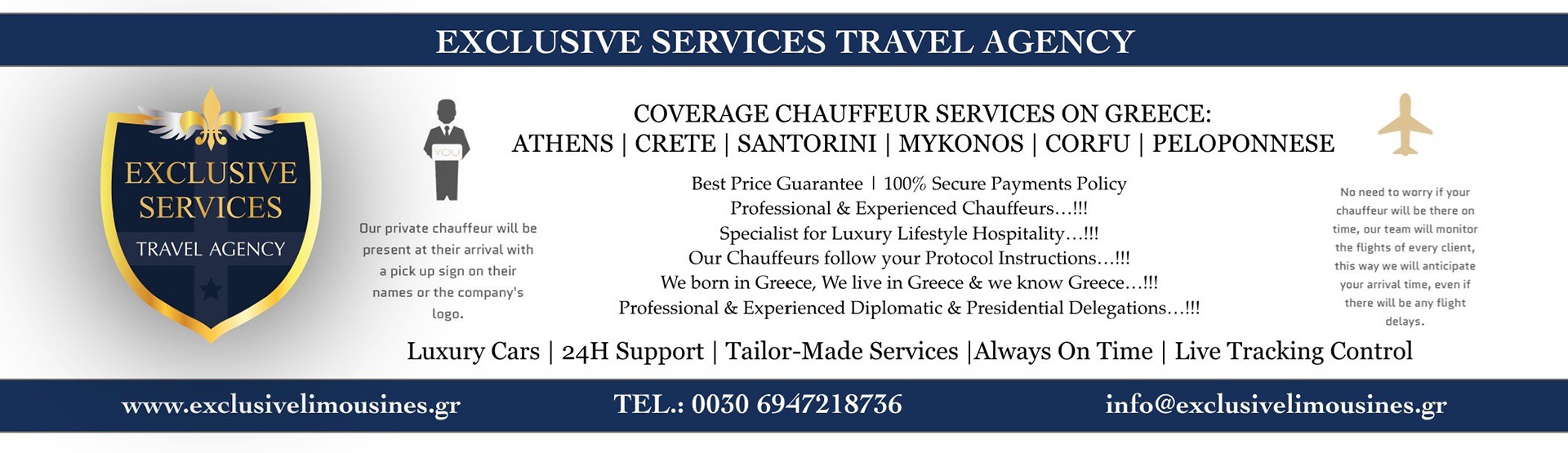 Exclusive Services Travel Agency
