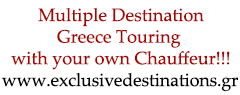 Private Tours & Excursions in Greece